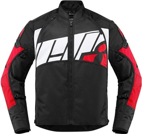 Icon Moto Jacket Automag 2 Red XL