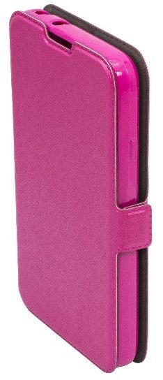 Telone Super Slim Shine Book Case Samsung Galaxy Core Plus Pink