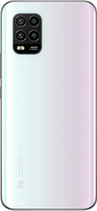 Mobilais telefons Xiaomi Mi 10 Lite Dream White, 128 GB
