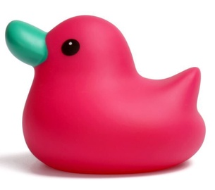 Kidsme Bath Duck Pink
