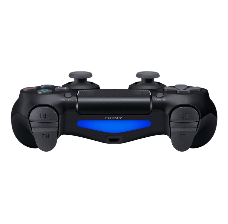 Sony DualShock 4 Controller Jet Black V2 Matte