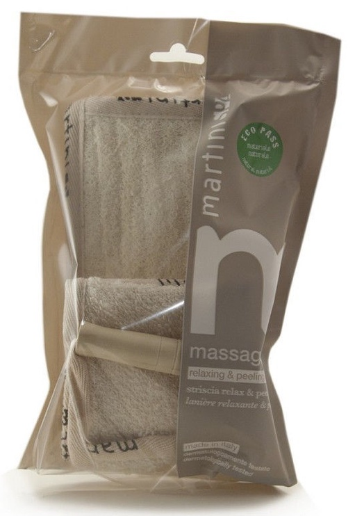 Martini SPA Dual Action Soft And Peeling Natural Strip