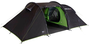 High Peak Naxos 3 Black 11426