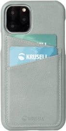 Krusell Sunne Card Cover For Apple iPhone 11 Pro Grey