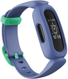 Fitnesa aproce Fitbit Ace 3, zila/zaļa