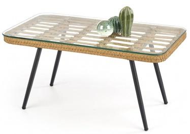Журнальный столик Halmar Gardena Natural, 900x500x430 мм