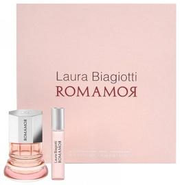 Laura Biagiotti Romamor 25ml EDT + 10ml EDT