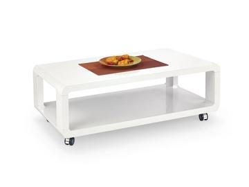 Журнальный столик Halmar Futura White, 1050x580x380 мм