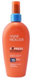 Pieniņš saules aizsardzībai Anne Möller Express Bronzer SPF15, 200 ml