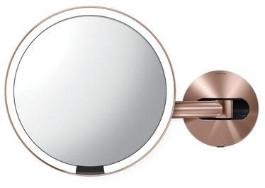 Зеркало Simplehuman ST3021, с освещением, подвесной, 35 см x 23 см