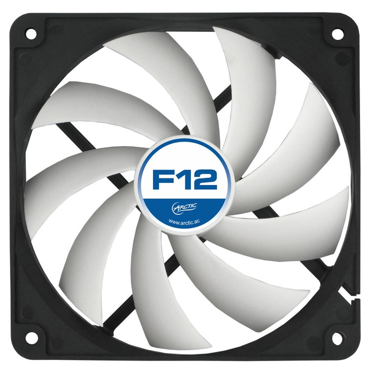 Arctic F12 Case Fan 120mm PST AFACO-120P0-GBA01