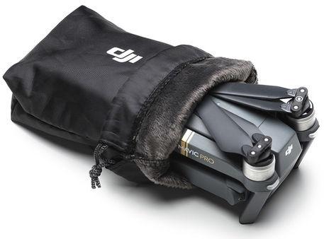 DJI Aircraft Sleeve For Mavic Pro Quadcopter Black
