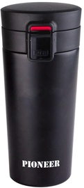 Grunwerg Coffee Tumbler With Lock 380ml Black