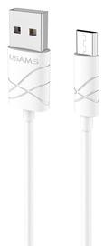 Usams U-GEE USB To Micro USB Cable 1m White
