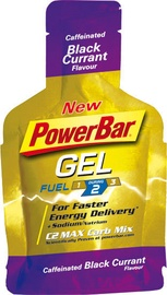 PowerBar PowerGel Caffeinated Black Currant 41g