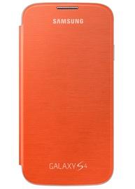 Samsung i9500/i9505 Galaxy S4 Flip Cover Orange