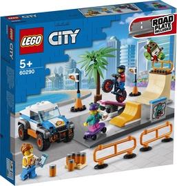 Constructor LEGO City Skate Park 60290