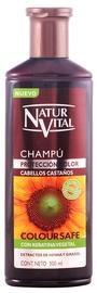 Naturaleza Y Vida Chestnut Hair With Plant Keratin Shampoo 300ml