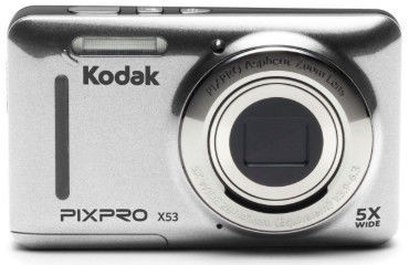 Kodak PixPro X53 Digital Camera Silver
