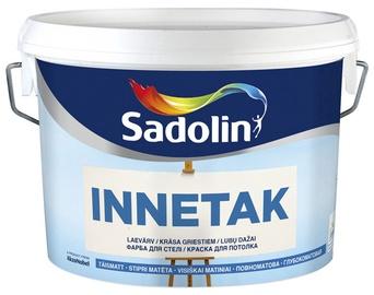 Krāsa Innetak 5l emulsijas griestu balta (Sadolin)