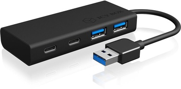 USB-разветвитель (USB-hub) ICY Box IB-HUB1426-U3 USB 3.0 HUB