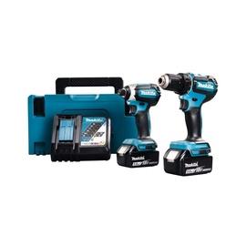 Akumulatora skrūvgriezējs - urbis Makita DLX2289TJ