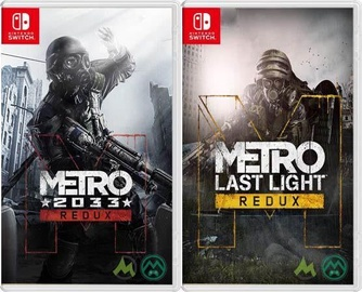 Metro Redux: 2033 and Last Light SWITCH