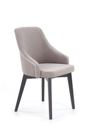 Ēdamistabas krēsls Halmar Toledo 2 Grey/Graphite
