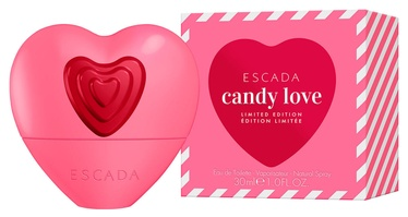 Tualetes ūdens Escada Candy Love EDT 30ml
