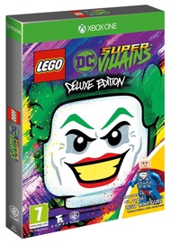 LEGO DC Super-Villains Deluxe Edition incl. Lex Luthor Minifigure Xbox One