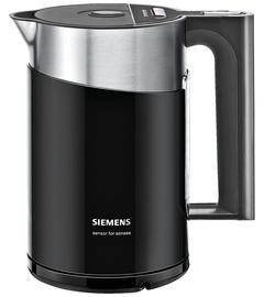 Elektriskā tējkanna Siemens TW86103P, 1.5 l