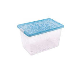 BranQ Jasmine Storage Box 55l With Wheels Assortment
