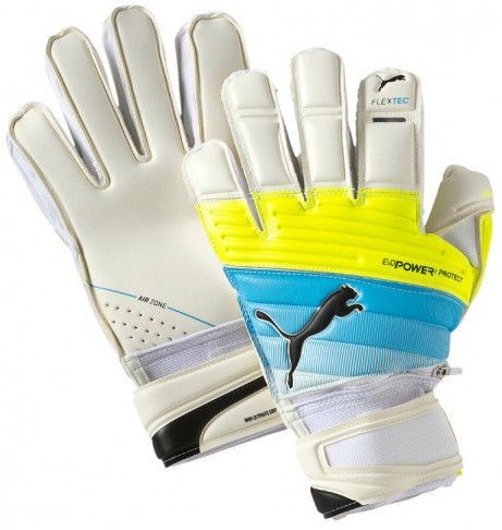 Puma Evo Power Protect 1.3 Gloves 041216 01 Size 10.5
