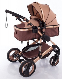 Универсальная коляска Louke Universal Kinder Haki (поврежденная упаковка)