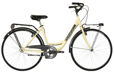 "Велосипед Coppi Holland City White, 17.5"", 26″"