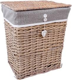 Ящик для белья Home4you Willi Grey