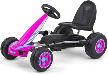 Milly Mally Viper Pedal Go-Kart Pink