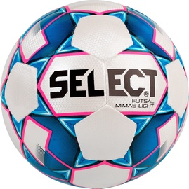 Select Futsal Mimas Light 18 Ball 14790 Blue/White Size 4