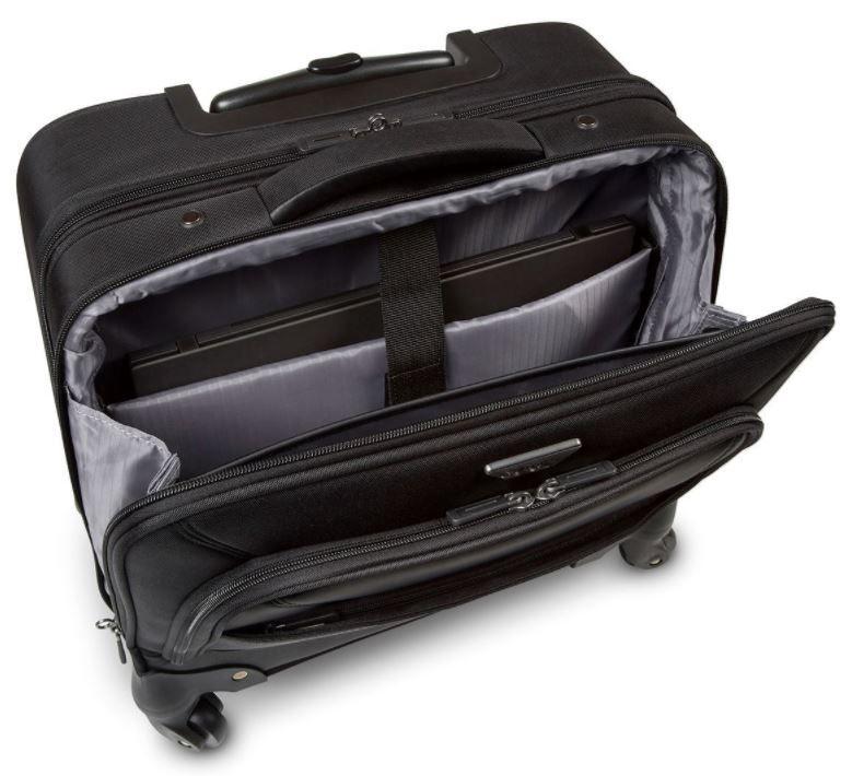 Targus Laptop Roller Bag 15.6 Black