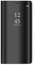 OEM Smart Clear View Case For Xiaomi Redmi Note 9S/9 Pro Black