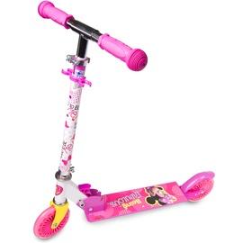 Детский самокат Disney Minnie, розовый