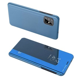 Hurtel Clear View Case For Samsung Galaxy S20 Blue