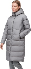 Audimas Womens Down Jacket Frost Gray L
