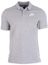 Nike Polo Shirt NSW Matchup 909746-063 Gray M