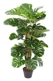 Home4you Monstera Artificial Plant In Pot H105cm Green