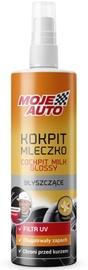 Средство для чистки автомобиля Moje Auto Cockpit Milk Glossy Vanilla 300ml