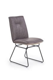 Ēdamistabas krēsls Halmar K-270 Dark Grey
