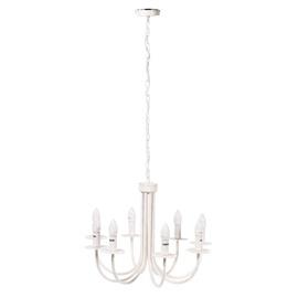 LAMPA GRIESTU SOFIA P18273-8 WH 8X28WE14