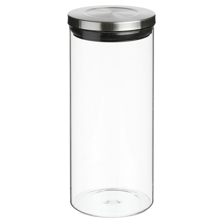 SN Glass Jar 1.3L