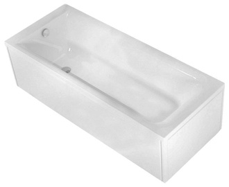 Vento Baltic Bath White 150 x 70 x 39 cm